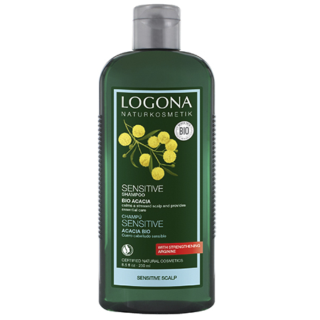 Система ухода за чувствительной кожей Logona